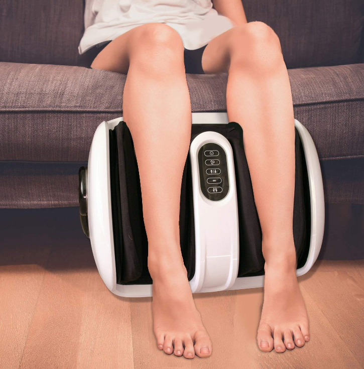 Cloud Massage Shiatsu Foot Massager Machine, Increases Blood