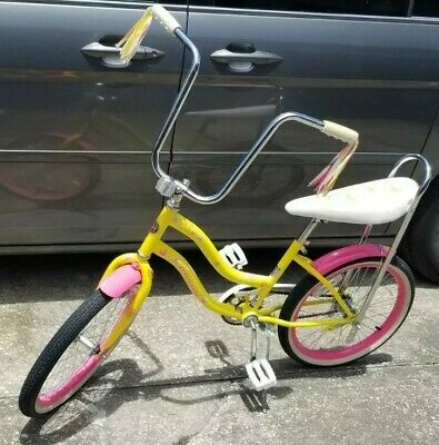 "Electra Custom Bicycle Purple Grips 4-1//4/"" Long fits 7//8/"" Handlebar New"