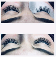 CERTIFIED EYELASH EXTENSION SERVICE  (IN HOUSE MOBILE SERVICE)