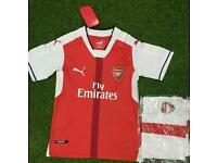 Arsenal football kit (large) 2016 - 2017 New home kit