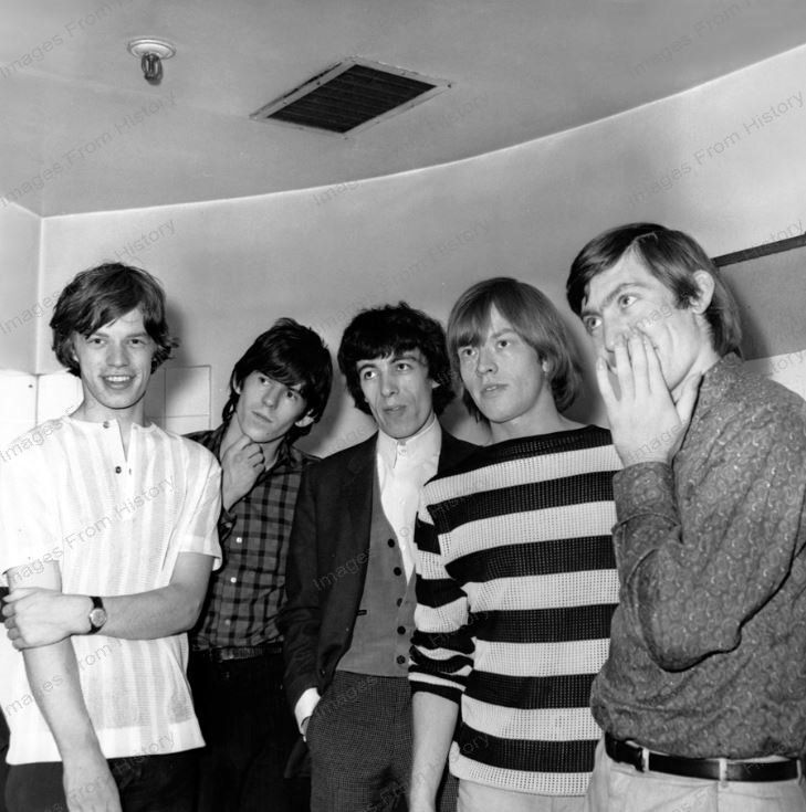 8x10 Print The Rolling Stones #777RSS