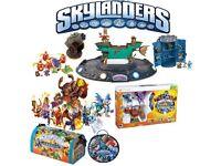 Skylanders Figures:Trap Team,Swap Force,Giants,Spyro extra BUNDLE