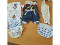 Up to 1 month baby clothes