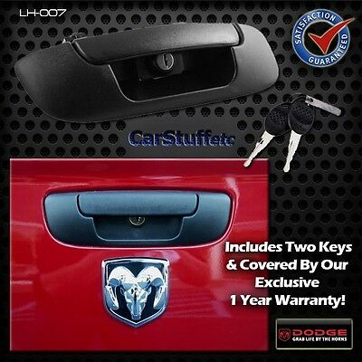 Bully LH-007 Tailgate Tail Gate Lock Handle 02-08 DODGE RAM 1500 03-09 2500 3500