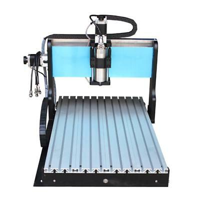 3 Axis Usb Cnc Router 3040 1500w2.2kw Vfd Wood Carving Metal Engraving Machine