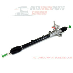 Honda Accord 03-07 Steering Rack And Pinion 4 Cyl. 53601-SDA-A02