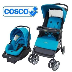 NEW COSCO BABY TRAVEL SYSTEM 01211CPEC 176499569 Juvenile Lift  Stroll Baby Travel System