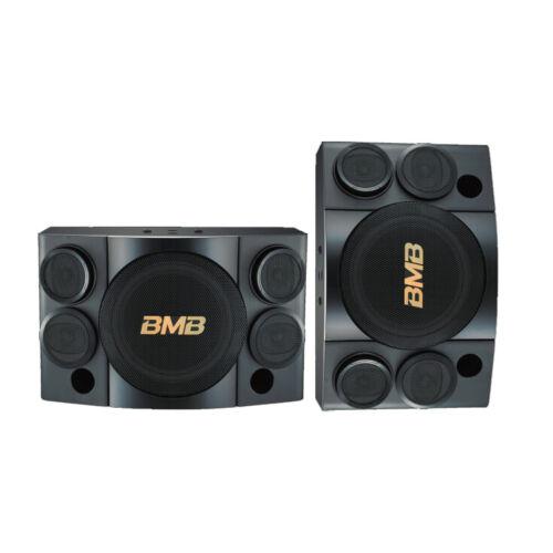 """BMB CSE-310II 500W 10"""" 3-Way Karaoke Speakers (Pair)"""