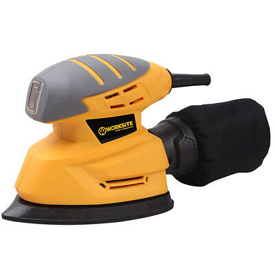 Worksite Electric Detail Palm Sander Etl Hand Portable Power Tool