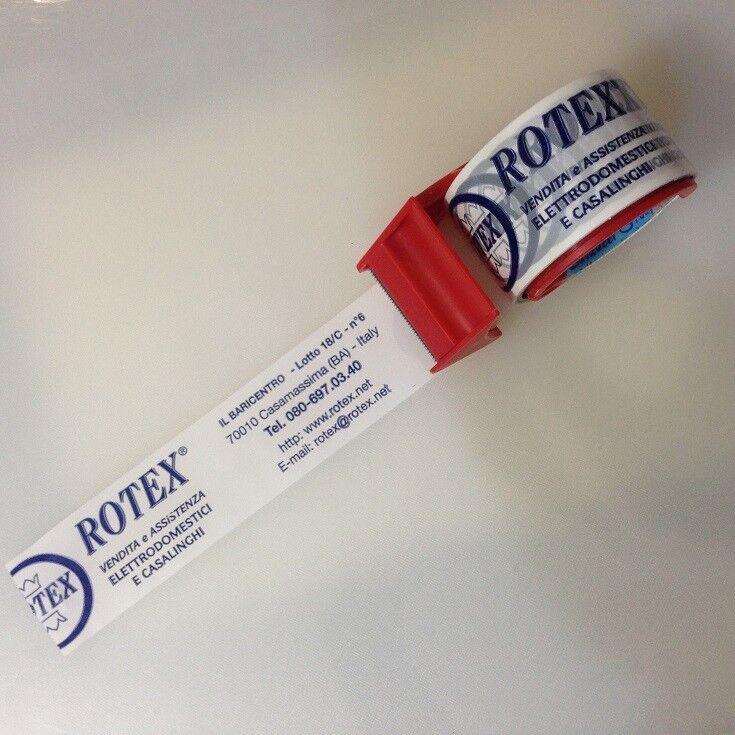 Dispenser tendinastro manuale taglia nastro adesivo da imballaggio - Rotex