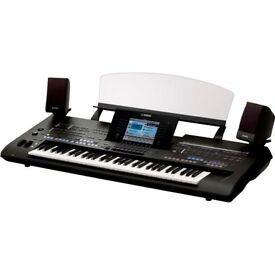 Preowned Yamaha Tyros 4 Special Edition (Black) - FREE UK DELIVERY- 1 YEAR WARRANTY