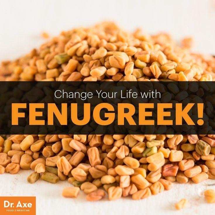 Fenugreek Seed Powder Capsules  100% Organic