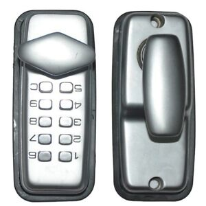 Keyless Machinery Password Code Push Button Door Lock