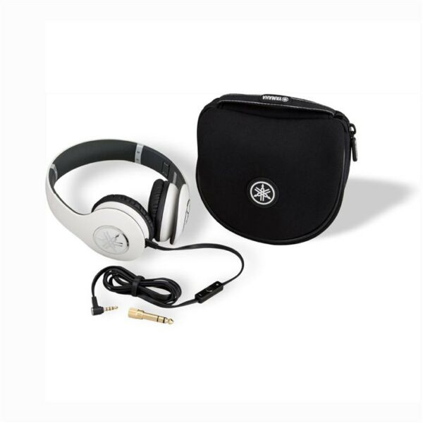 NEW Yamaha PRO Piano White Headphones
