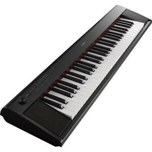 Piano 61 note Piaggero NP12 Yamaha  *demo pleine garantie Printemps NP-12