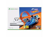 Xbox One S 1TB Forza Horizon 3 + Hot Wheels Downloads Bundle NEW & SEALED