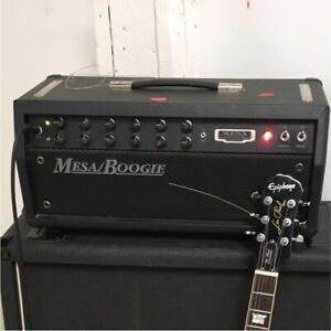 Mesa Boogie F50 guitar head
