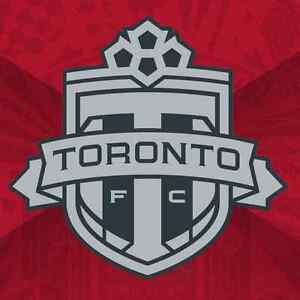TORONTO FC VS CHICAGO FIRE TICKETS LAST PAIR OF SUPPORTERS!!!