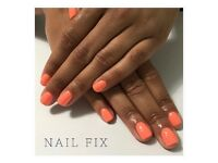 Shellac mani & pedi and Dipping powder mani models needed!