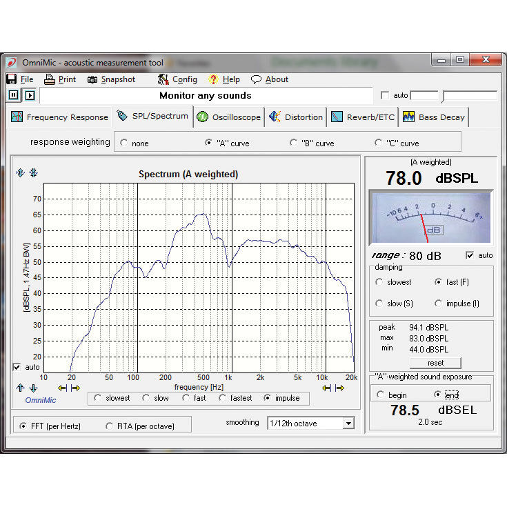 Dayton Audio OmniMic V2 Precision Measurement System 844632098277 | eBay
