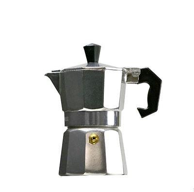 Epoca Primula Aluminum 1 Espresso Cup Stovetop Espresso Coffee Maker