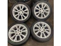 5x Vauxhall alloy wheels