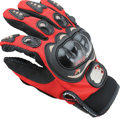 Medium Red Womens Girls Military Surplus Tactical Gloves Motorcycle Camping - Girls Red Gloves