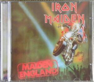 IRON-MAIDEN-MAIDEN-ENGLAND-CD-SEALED-MADE-IN-BRAZIL-LIMITED-1000COPIES-13-TRACKS