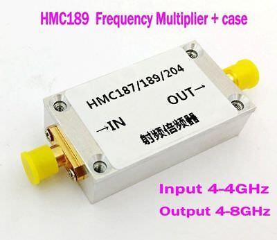 Frequency Multiplier Input 4-4ghz Output 4-8ghz Frequency Doubler Hmc189