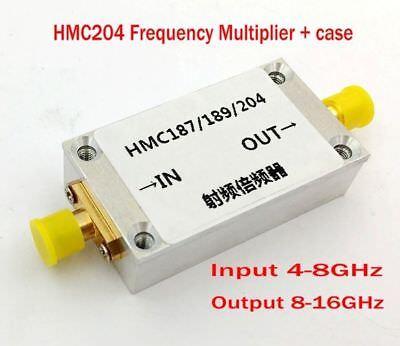Hmc204 Frequency Multiplier Input 4-8ghz Output 8-16ghz Frequency Doubler