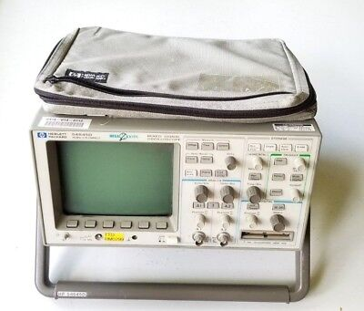 Hp Hewlett Packard 54645d Oscilloscope 100mhz 216 Channels
