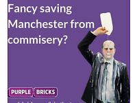 Property Viewing Assistance Required - Flexible part time hours, own car required. Stockport area.