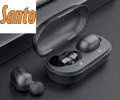 Santo Haylou GT1 Bluetooth 5.0 IPX5 12hr TWS Earbuds Black