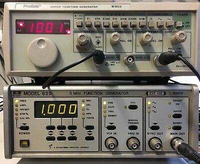 Protek Sweep Function Generator B-803