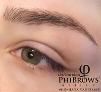 Summer SALE: Only $138 for Phibrows Microblading! Book today!