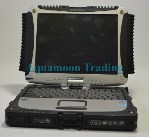 Panasonic Toughbook Rugged CF-18 MK5 CF-18NDHMBVM Pentium M 1.2Ghz 3G 1.5G 40GB