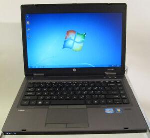 """HP ProBook 14"""" LED anti-glare screen i5 CPU laptop"""