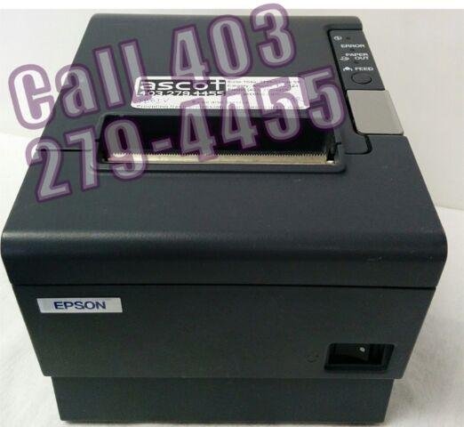 Epson TM 88iv receipt printer POS