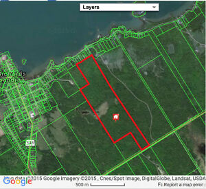 115 Acres of Maple Bush off D Line/HWY 548 on St. Joe's Island