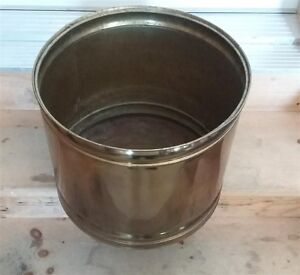 Large Brass Planters Pot for sale London Ontario image 4
