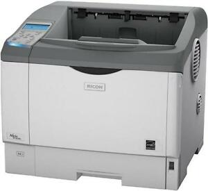 11x17 Black and White LaserPrinter Ricoh SP 6330N LedgerTabloid 11 x17 B/W Wide-Format Printers for Sale *FREE SHIPPING