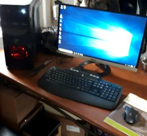 Partial Gaming desktop