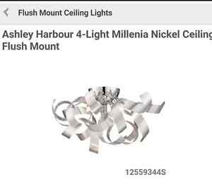 Ashley harbor ribbon ceiling light