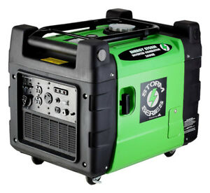 Lifan Energy Storm Gas Powered Portable Inverter Generator