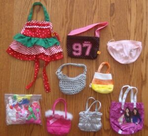 BUILD A BEAR PURSES/APRON/UNDIES $7 FOR EVERYTHING