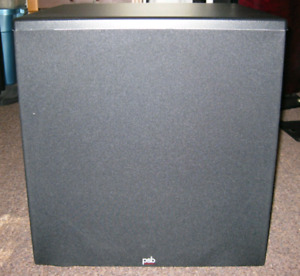 "PSB stratus subsonic7 15"" sub the beast"