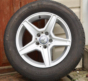 "16"" rims in excellent condition with mounted tires"