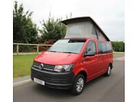 Volkswagen T6 Danbury Trial Camper/Day Van 4 berth, pop top, rocknroll bed