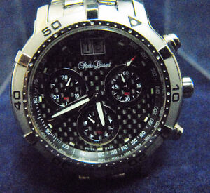 PIERRE LAURENT-CHRONOGRAPH- SWISS WATCH WITH DATE-23100