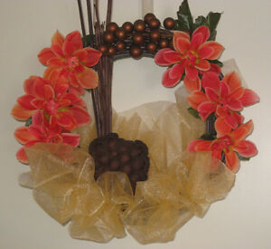 Petite Handcrafted Wreaths